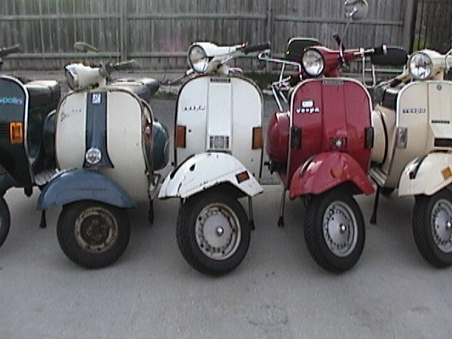 Scooter Parts  Accessories - America's Largest Selection - Vespa