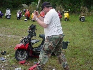 High Endurance SC Bike Week Rally 2003 pictures from snag