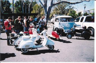 Rides of March 2003 pictures from Ray