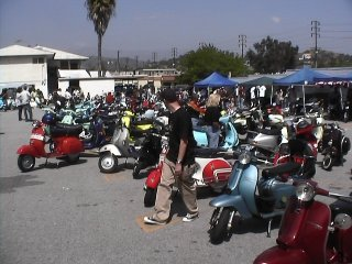 Scoot Expo 2003 pictures from Ronny