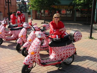Target Vespa Promo 2003 pictures from Chicago_Promo