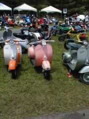 Amerivespa 2003 pictures from ActionGirl