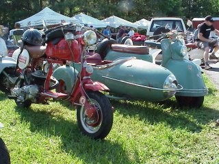 Amerivespa 2003 pictures from Attila