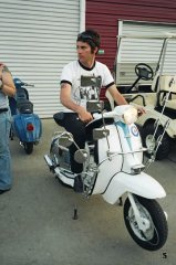 Amerivespa 2003 pictures from Cutlass