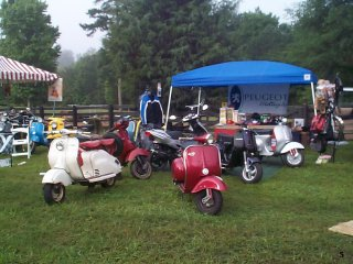 Amerivespa 2003 pictures from Simon