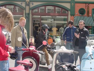Garden City Scooter Rally 2003 pictures from Bonze