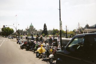 Garden City Scooter Rally 2003 pictures from Richard_Column_B