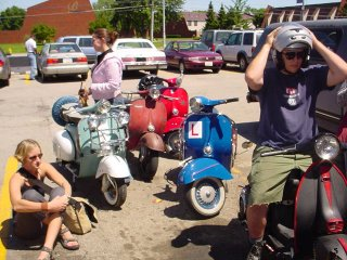 Gambier mini-rally 2003 pictures from carrie