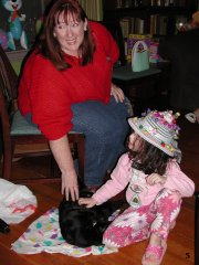 Cute Bunnies and Kitties S.C. Annual Easter Party - 2004 pictures from pookers