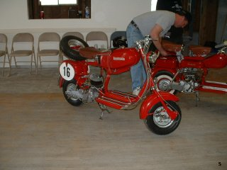 Classico Moto Italia - 2004 pictures from Dawn
