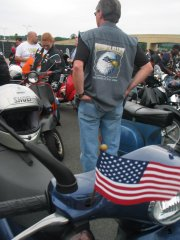 Rolling Thunder - 2004 pictures from Melinda