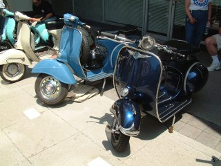 Vespa Washington Classic Vespa Show - 2004 pictures from DC_Rob