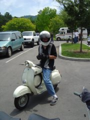 Amerivespa - 2004 pictures from mobboss