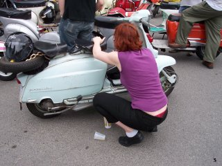 Boston Stranglers Scooter-Addict National Convention 2004 - 2004 pictures from elmcitydave