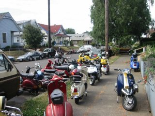 Rally from Hell 8 - 2004 pictures from St_Johns_Scooter_Club