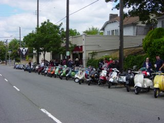 Scooter Insanity - 2004 pictures from kurt