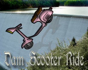 Dam Scooter Ride - 2004 pictures from Art