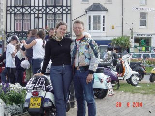 Isle of Wight - 2004 pictures from VULCAN_SCOOTER_SECTE_FRANCE