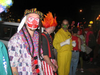 Dirty Clown Run - 2004 pictures from the_dong__saturday_night