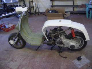 New Lambretta World Debut - 2005 pictures from Lloydy