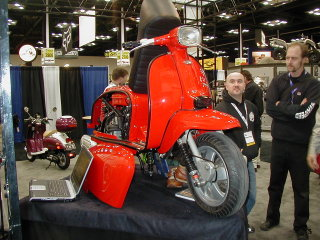 New Lambretta World Debut - 2005 pictures from Unkie_Phil