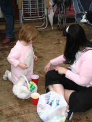 Cute Bunnies and Kitties Scooter Club Easter Party - 2005 pictures from motokitty