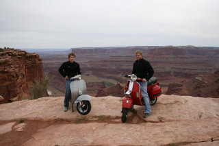 Scoot Moab - 2005 pictures from Dana