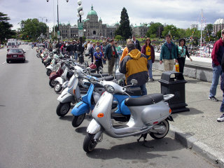 Garden City Scooter Rally - 2005 pictures from Delia__Roy