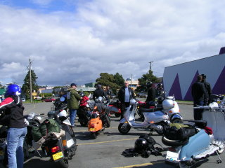 Garden City Scooter Rally - 2005 pictures from diane
