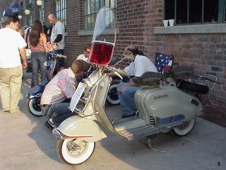 Amerivespa - 2005 pictures from Attila
