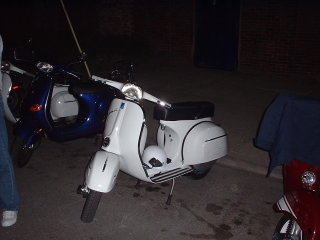 Amerivespa - 2005 pictures from CTDOM