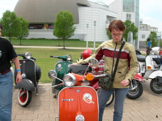 Amerivespa - 2005 pictures from KarenJ