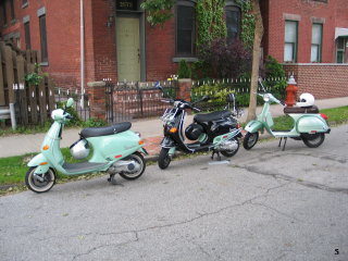 Amerivespa - 2005 pictures from POC_Michelle