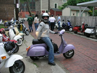 Amerivespa - 2005 pictures from Prego_Sydney