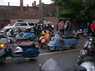 Amerivespa - 2005 pictures from Scott160
