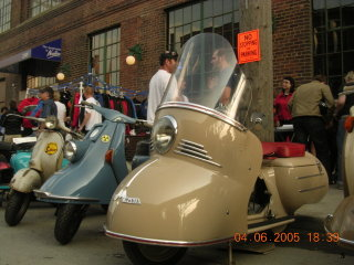 Amerivespa - 2005 pictures from ScottFromBaltimore
