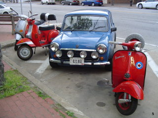 Amerivespa - 2005 pictures from Tim Poncho Harnett