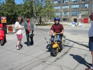 Alphascoot - Tuques in July - 2005 pictures from Justin_Olexy