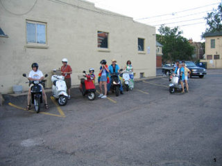 Mile High Mayhem - 2005 pictures from SQREAM_Scooter_Club