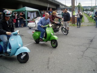 Scooter Insanity 18 - 2005 pictures from Wheels