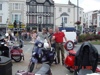 Isle of Wight - 2005 pictures from VULCAN_SCOOTER_SECTE