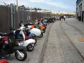 San Francisco Classic - 2005 pictures from Bria__Hot_Rod_Scooters
