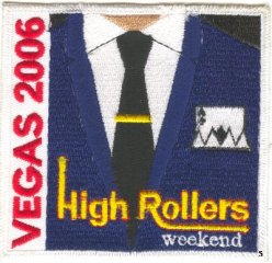 Las Vegas High Rollers Weekend - 2006 pictures from artinmemphis