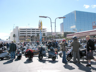 Las Vegas High Rollers Weekend - 2006 pictures from ratvespa