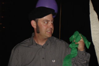 King Tut putt - 2006 pictures from Juls