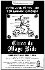 Westsides 7th Annual Cinco De Mayo Ride - 2006 pictures from Tabktop