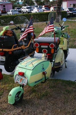Canaveral Scooter Caper II - 2006 pictures from Lee_Stringer