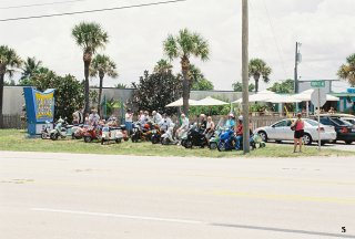 Canaveral Scooter Caper II - 2006 pictures from Matt_C