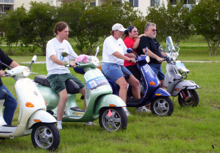 Canaveral Scooter Caper II - 2006 pictures from tftdguru_Stan_O_and_Barb