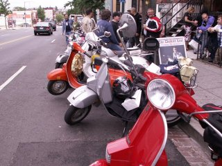 Scootergate - 2006 pictures from rose